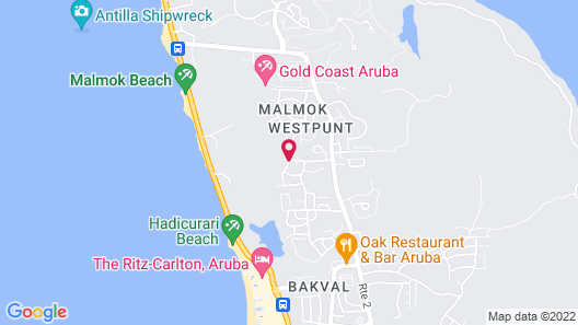 Casas del Sol Map