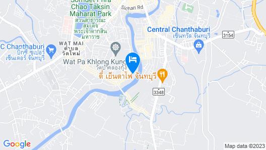 D Varee Diva Rimnaam, Chanthaburi Map
