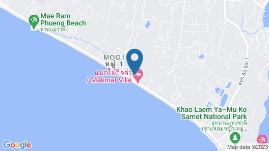 The Royal Rayong by Nun Map