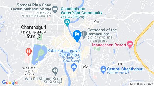 At Rimnam Chan Hostel Map