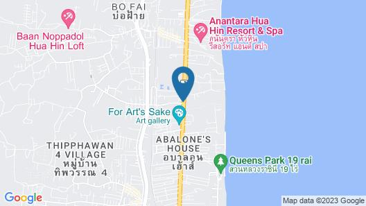 Ayrest Hotel Map