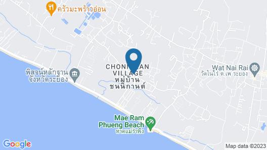 Private Pool Villa Rayong House Map