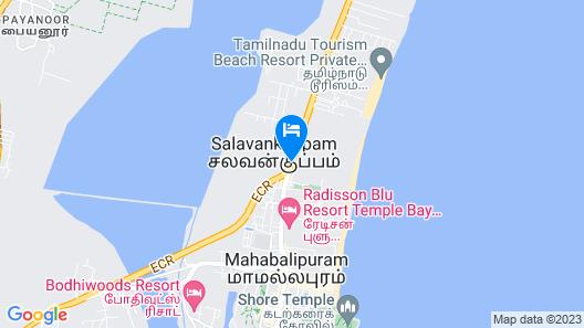 BAY INN Map