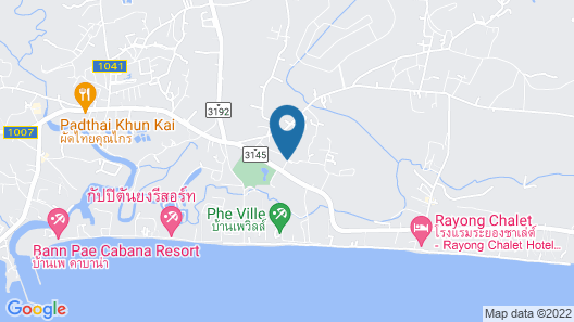 Ban Medsai Resort Map