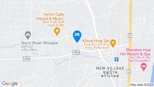 Baan Fah Rak Tawan Map
