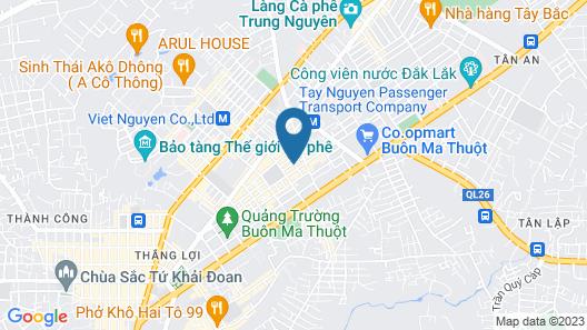 Tuan Vu Hotel Map