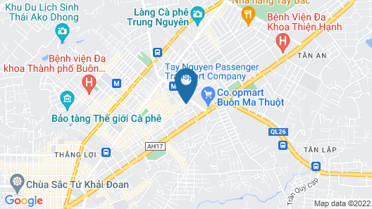 Thanh Mai Map