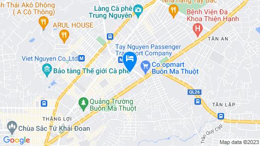 Thanh Mai Map