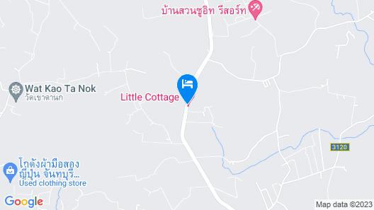 Little Cottage Map