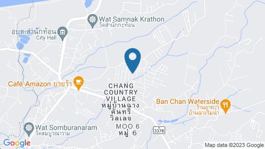 SCN Resort & Spa Map
