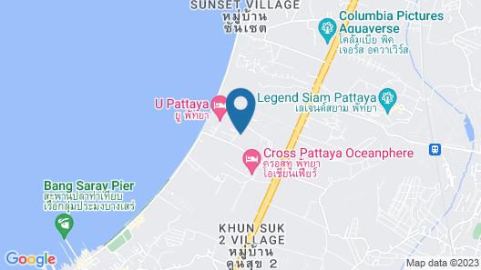 Baan Cha-lier Sook Bangsaray Map