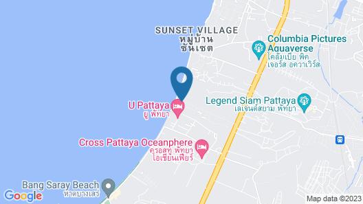 Sea Sand Sun Resort and Villas Map
