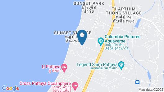 Cabine De Plage Map