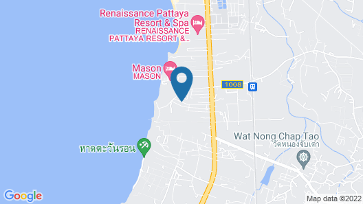 Palm Grove Resort Map
