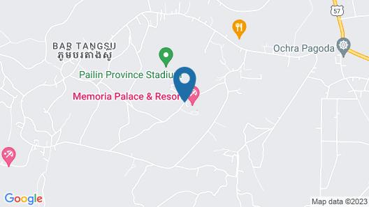 Memoria Palace & Resort Map