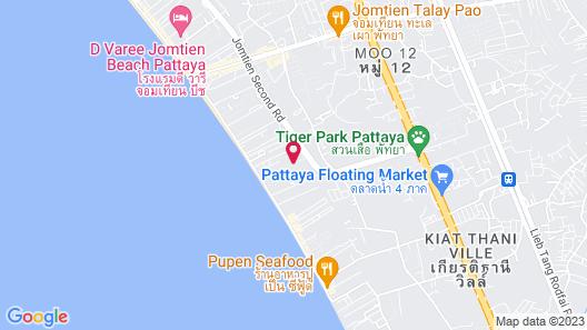 Joe Palace Map