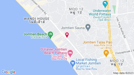 Atlantis Pattaya High Service Map