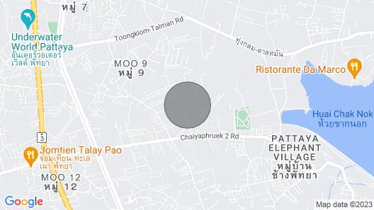 HOLIDAY CASUAL STYLE POOL VILLA IN PATTAYA CITY Map
