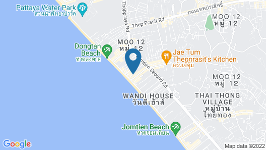 Inn Place Serviced Residence Map