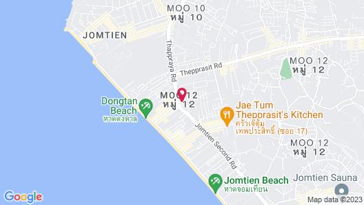 Aiyaree Place Hotel Map
