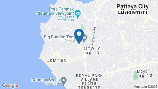 Tara Court Hotel Map