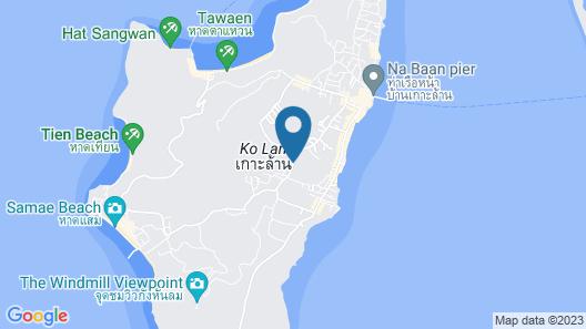 SlowLife Resort Map