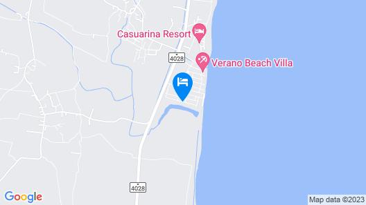 Bangchong Marina Resort Map