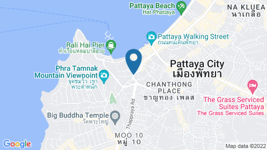 Nova Platinum Hotel Map