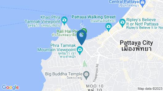 Balihai Bay Map