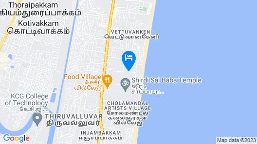 Ulo Shivasunder Villa Map