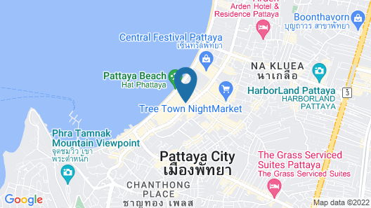 Haveeli Guesthouse and Mujra Map