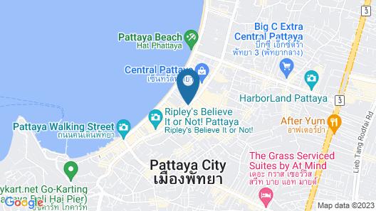 Maytara Hotel Map