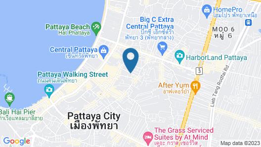 Sleep With Me Pattaya Map