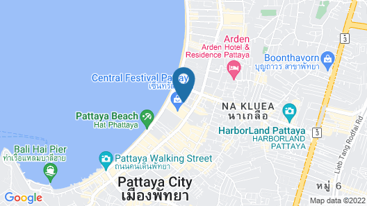 Sunshine Hotel And Residences Map