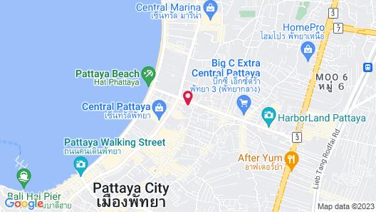 Bella Express Map