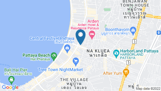 August Suites Map