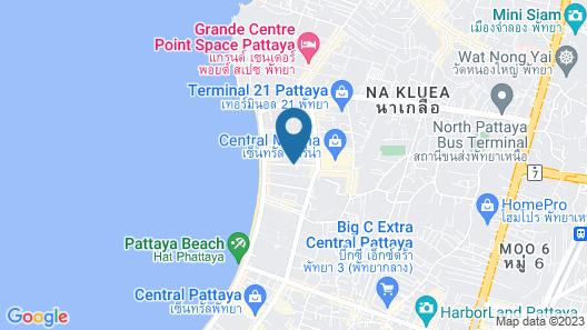 Mytt Beach Hotel Map