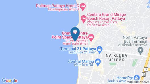 LK Emerald Beach Map
