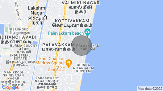 Blehaven by the Beach Map