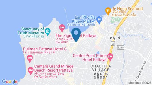 Kaewfathip Apartment Map