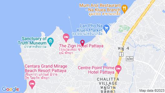 Navana Nature Escape Map