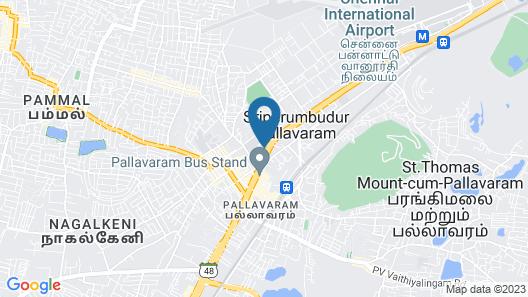 Deluxe Hotel Map