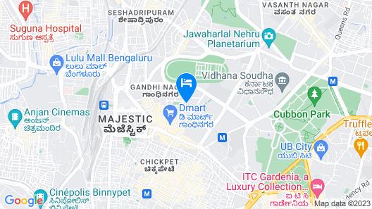 Golden Residency Map