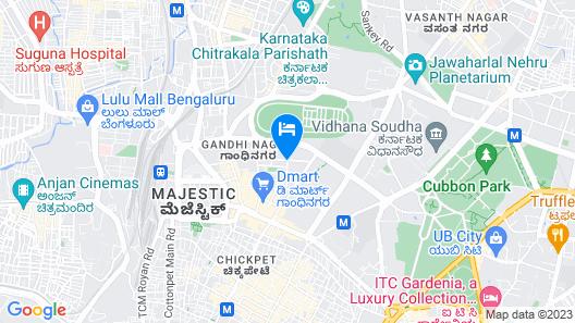 Sairam Residency Boutique Hotel Map