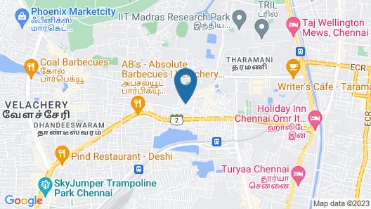 ULO Maheshwari Villa Map