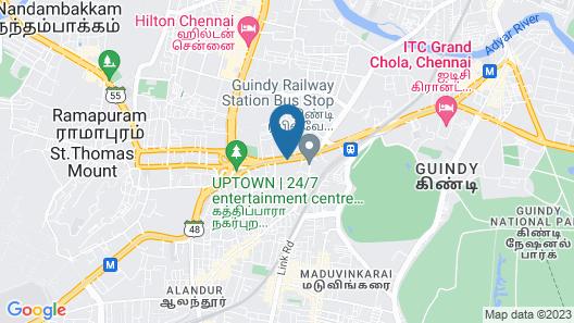 Hablis Hotel Map