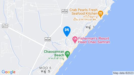 Squid Resort Map