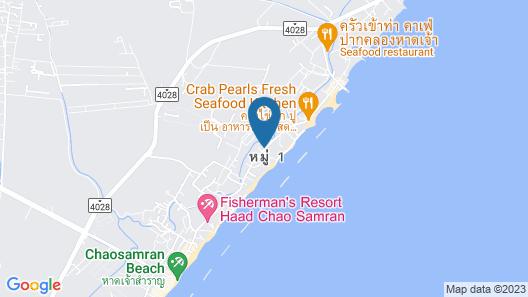 Fisherman's Resort Map