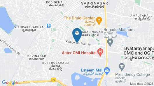 Chairman's Resort Map