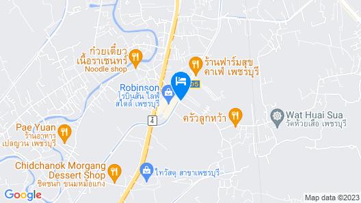 Ananya Residence Map
